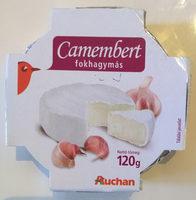 Camembert fokhagymas - Product