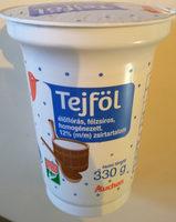 Tejföl - Produit - hu