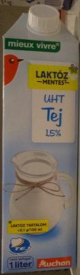 Laktózmentes UHT tej 1,5% - Produit