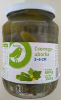 Csemegeuborka, 3-6 cm - Produit - hu
