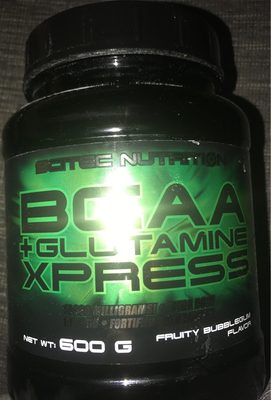Bcaa glutamine express - Product