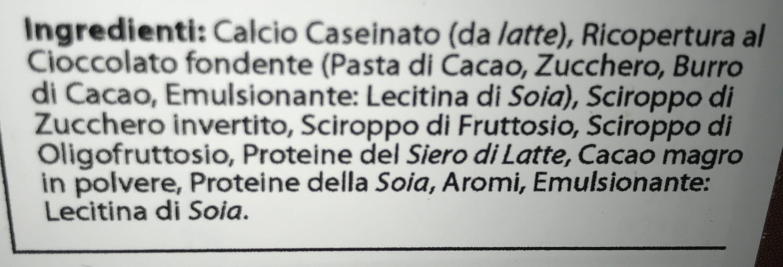 Scitec nutrition proteinissimo - Ingrédients - it