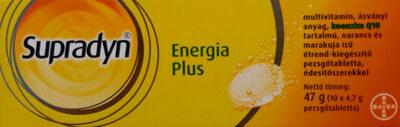 Supradyn Energia Plus - Product - hu