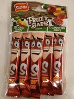Fruit bars - Product - fr