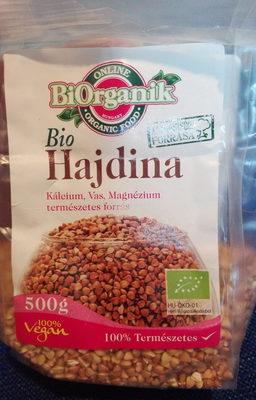 Bio Hajdnina - Produit - hu