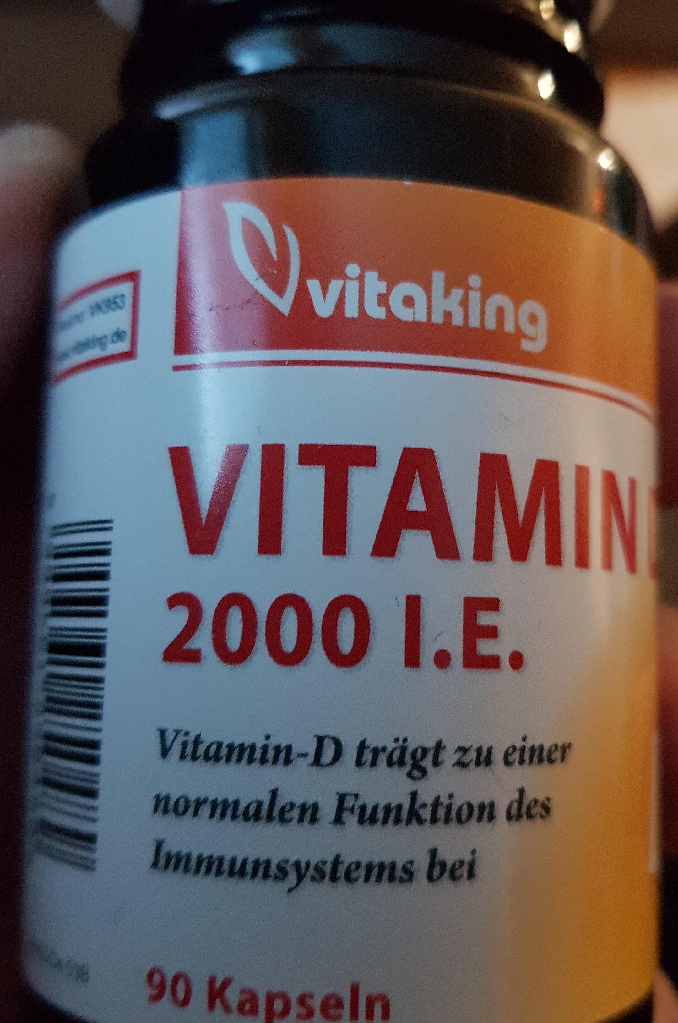 vitamin d3 - Product - sv