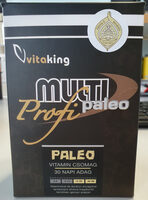 Multi Profi Paleo vitamin - Product - hu