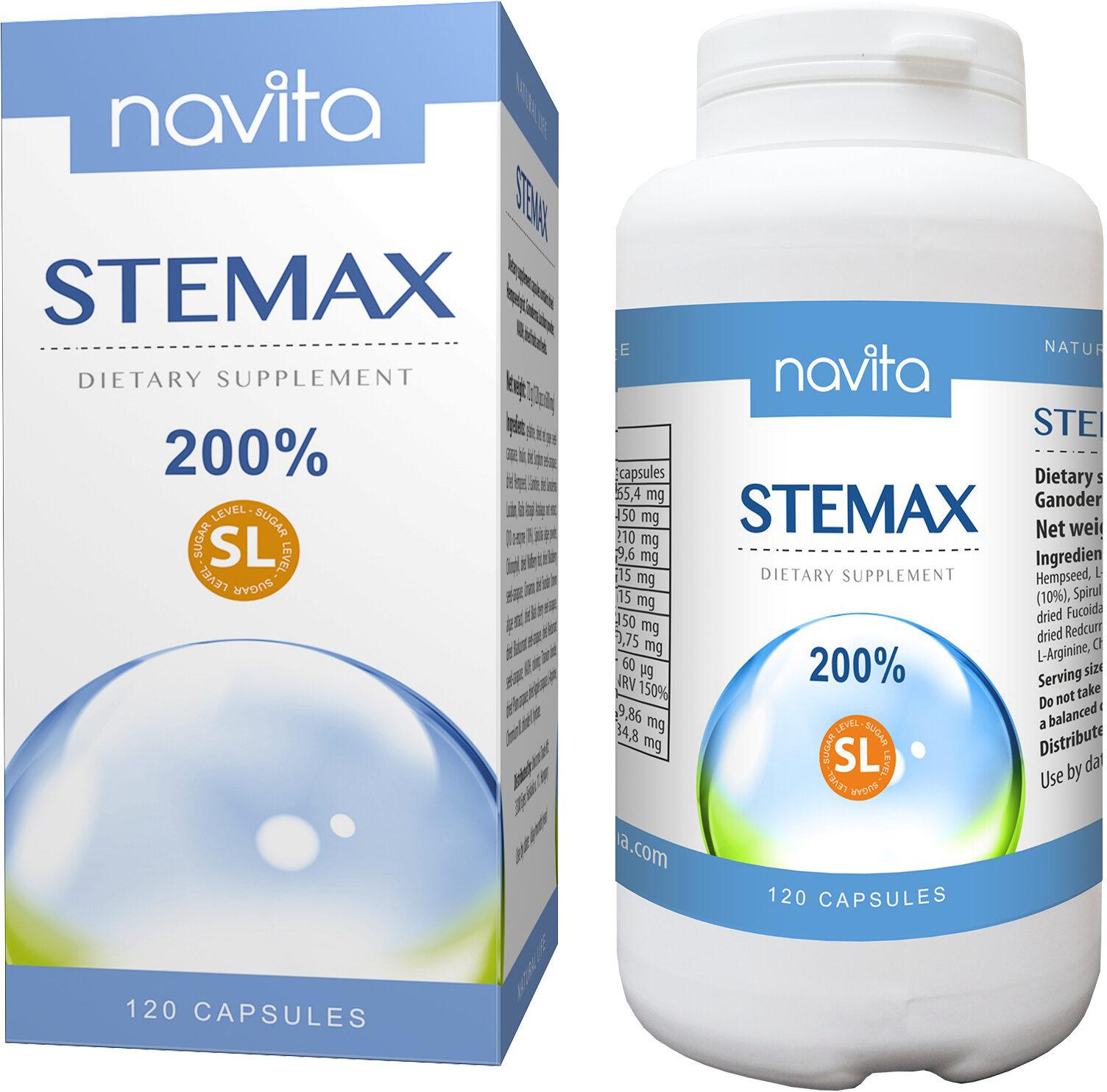 STEMAX SL 200% - Product - en