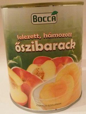 Őszibarack - Produit - hu