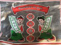 Bouchees au porc - Produit - fr