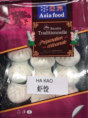 Ha Kao - Raviolis crevettes vapeur - Product - fr