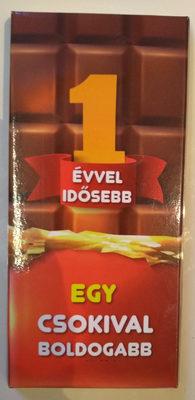 Chocolips ajándék tejcsokoládé - Produit - hu