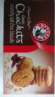 Bakers Choc Kits Biscuits 200 GR - Product