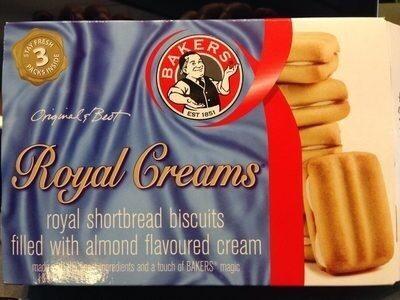 Bakers Royal Creams - Produit - en