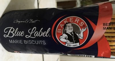 Blue Label Marie Biscuits - Product - fr