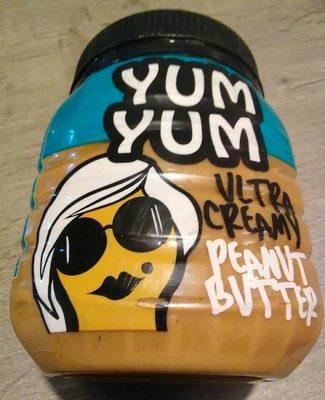 Yum Yum Peanut Butter Ultra Creamy 1 x 400G (Single) - Produit