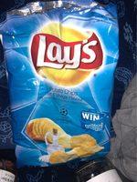 Potato Chips Salt & Vinegar Flavour - Product - en