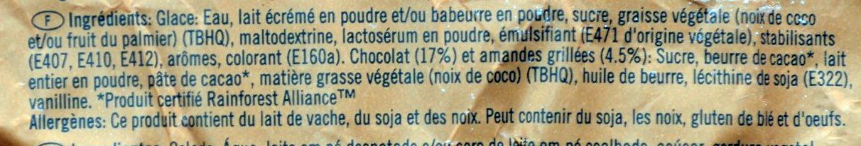 Almond - Ingredients