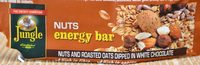 Nuts Energy Bar - Product - fr