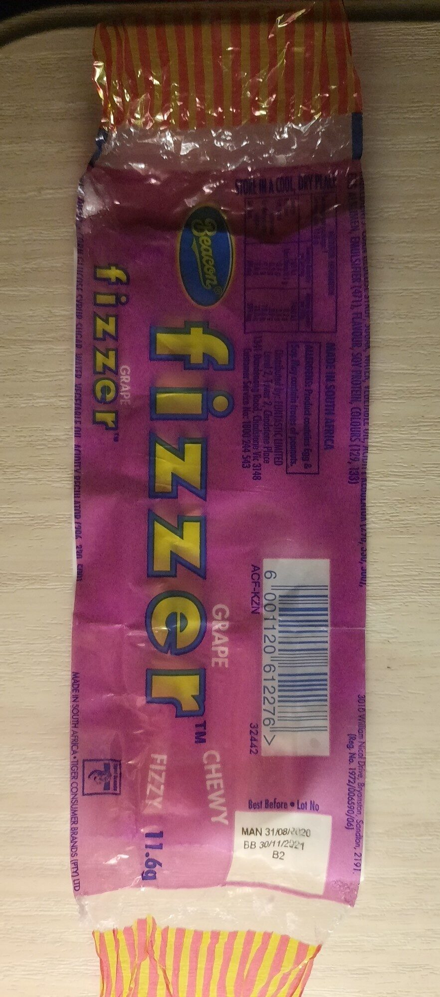 Fizzer - Product - en
