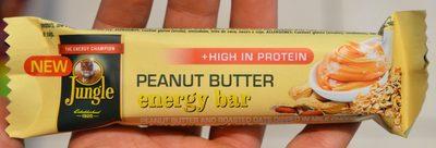 Peanut Butter Energy Bar - Product - fr