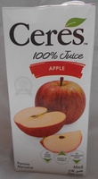 100 % Juice Apple - Product - fr