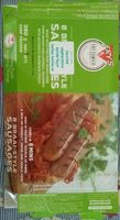Frys Frozen Meal Braai Style Sausages - Producto