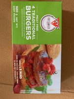 Frys Vegetarian traditional burgers - Product - fr