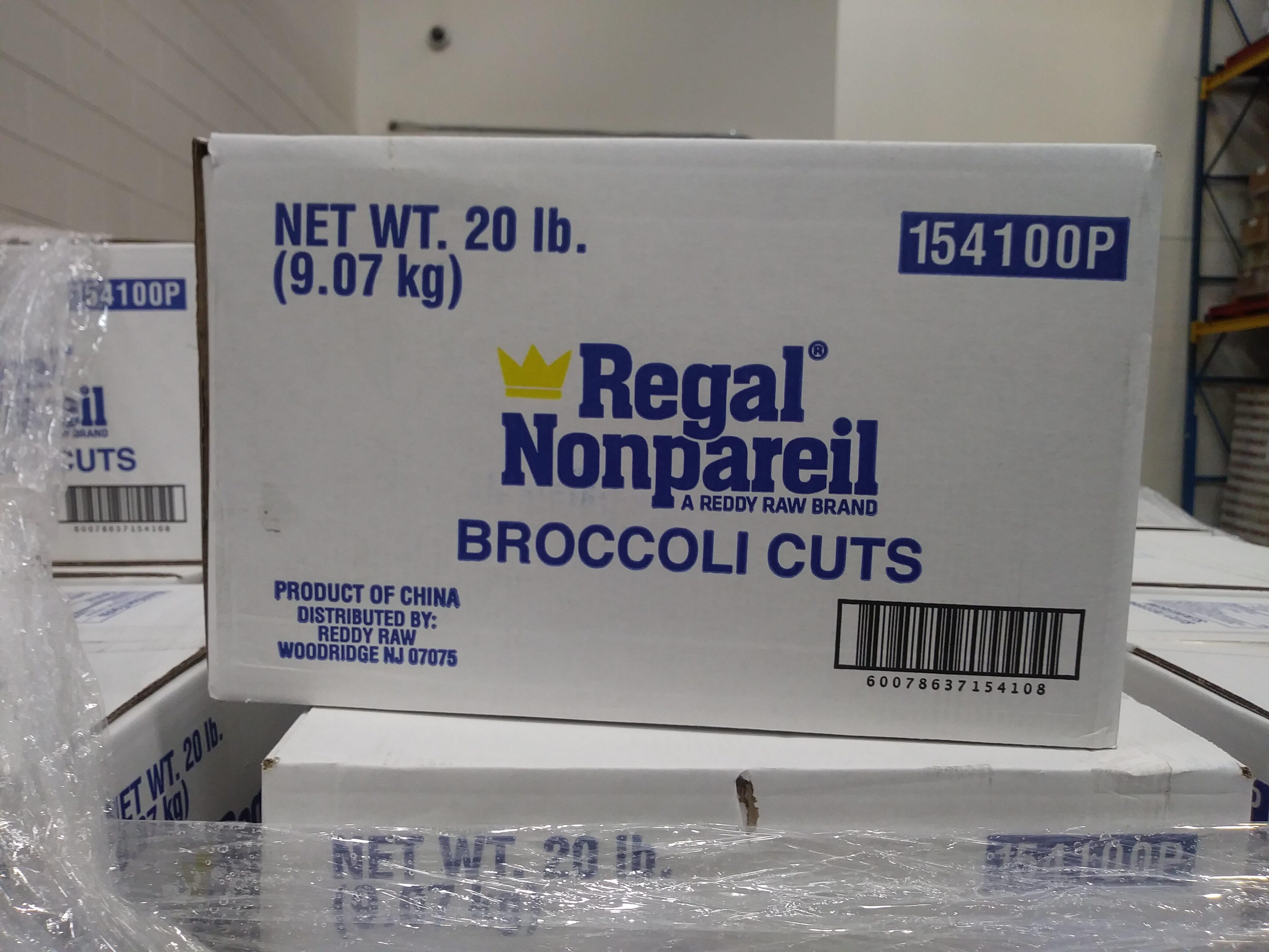 Broccoli Cuts - Fzn - Produit - en