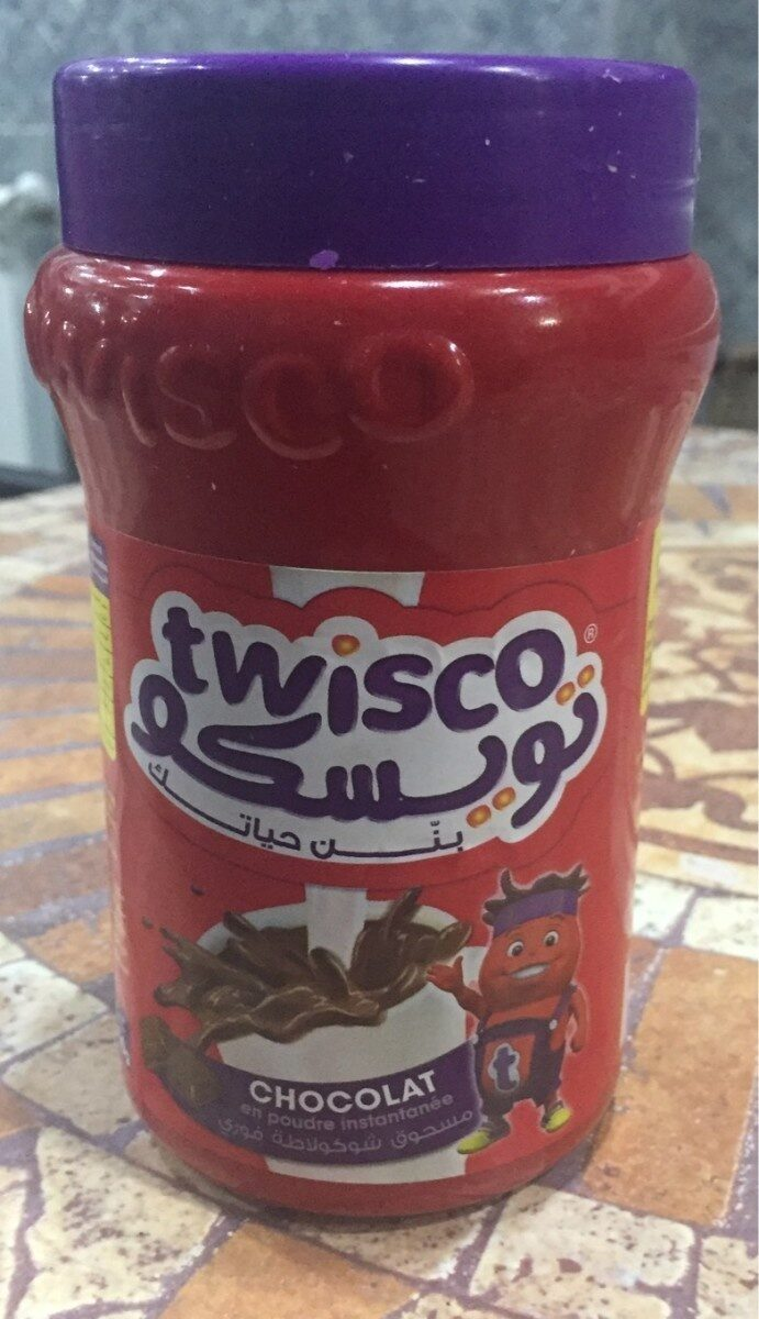 Twisco Chocolat En Poudre - Product - fr