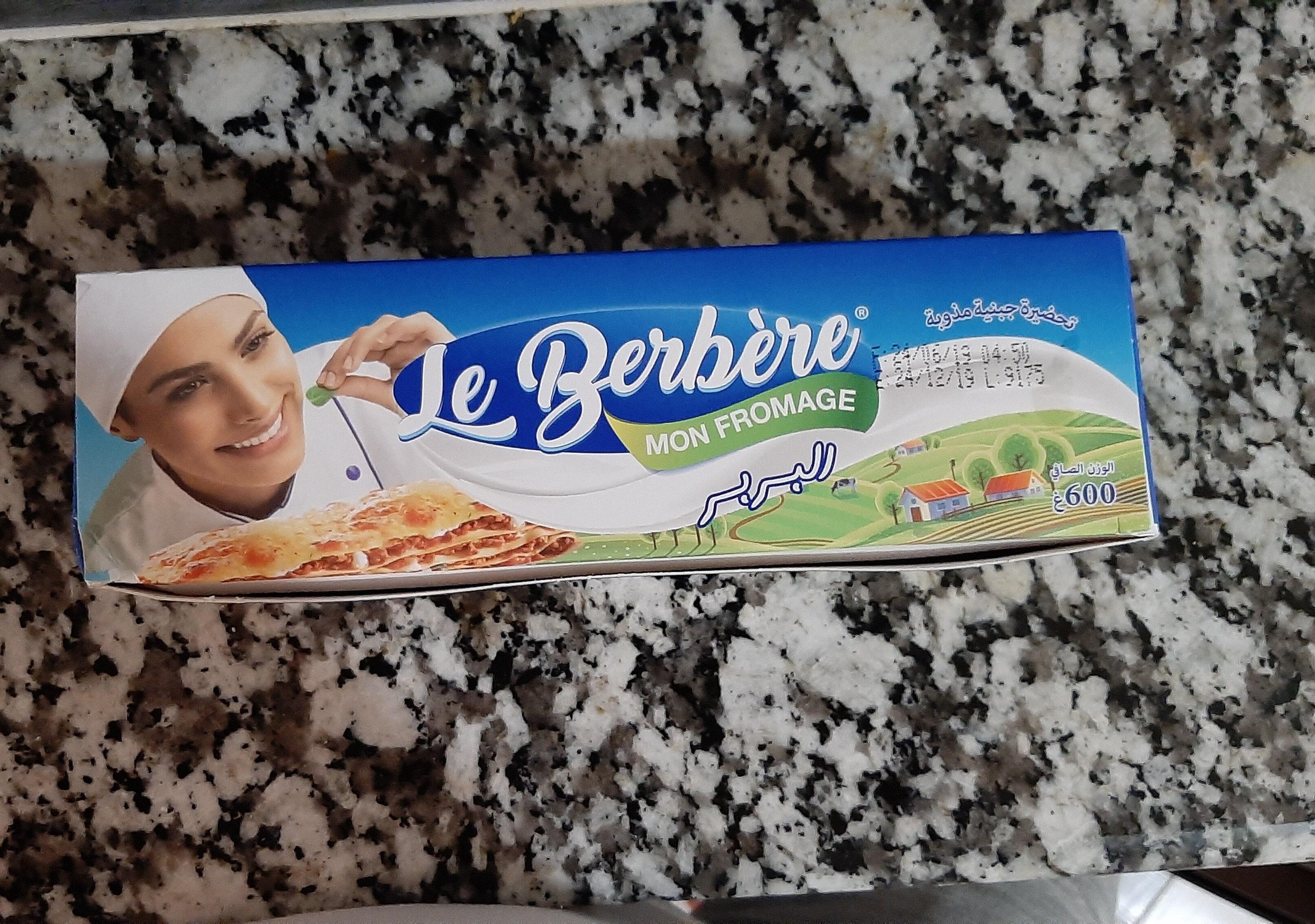 le Berbère Fromage - نتاج - fr