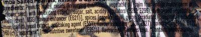 Mix Salted Peanuts, Raisins & Sweet Chilli Bits - Ingredients - fr