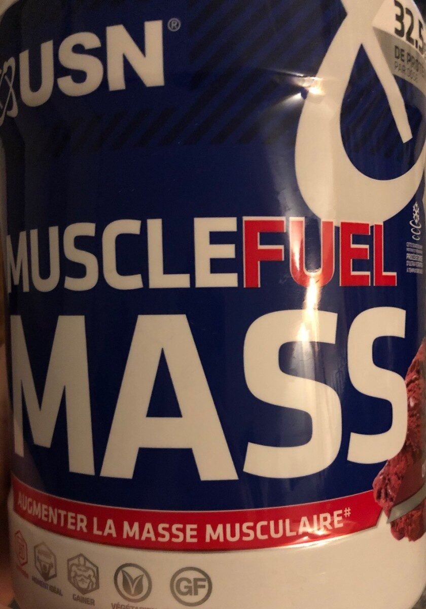 Muscle fuel mass - Product
