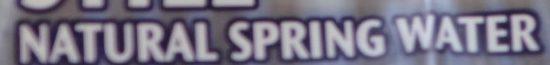Still Natural Spring Water - Ingredients - fr