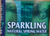 Sparkling Natural Spring Water - Product - fr