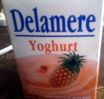 Delamere Yoghurt - Product - en