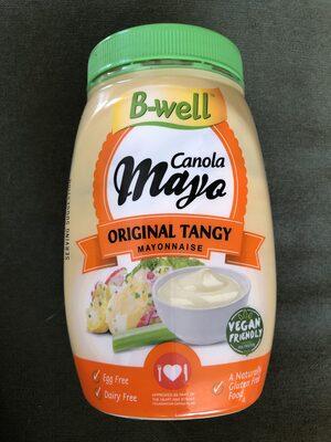 B-Well Canola Mayonnaise Original Tangy - Produit - en