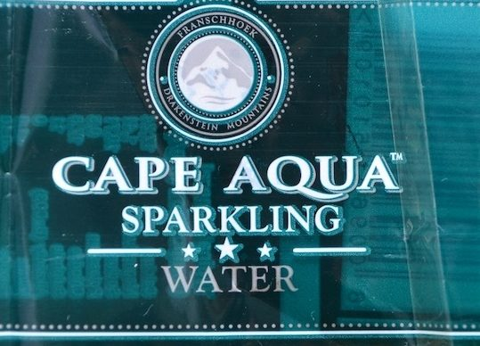 Sparkling Water - Product - fr