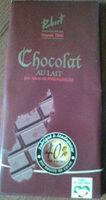 CHOCOLAT AU LAIT - Produit - fr