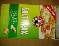 Salticrax - Product