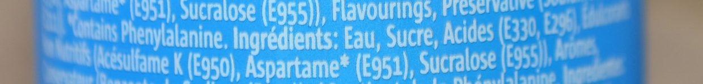 Lemonade - Ingrédients - fr