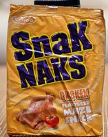 Snak Naks Chicken - Product - fr