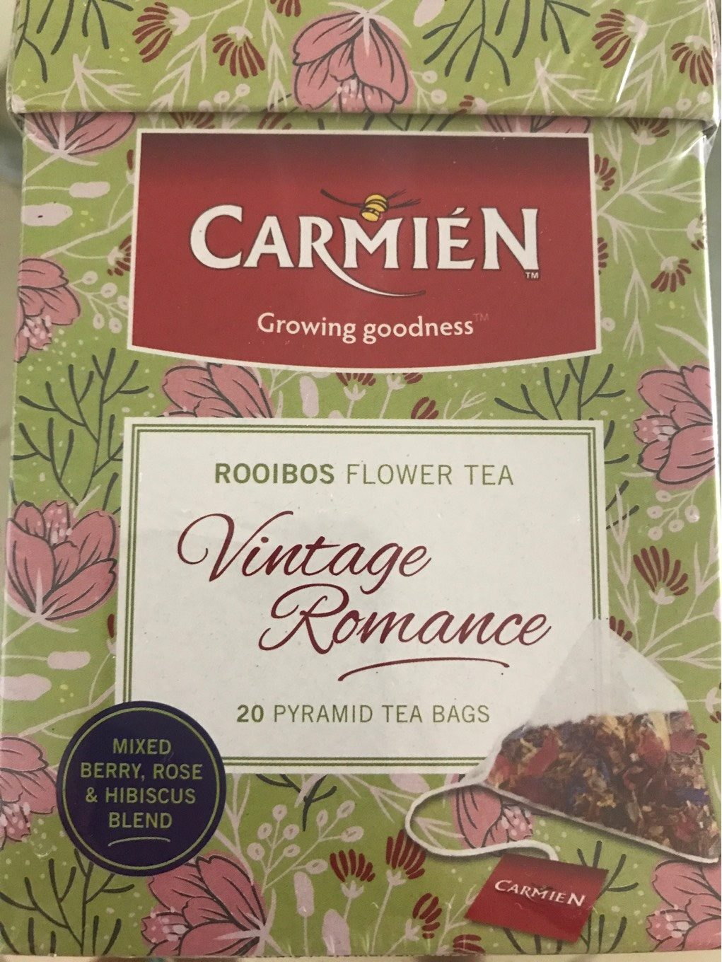 Rooibos Vintage Thé - Product
