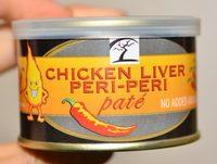 Chicken Liver Peri-Peri Paté - Product - en