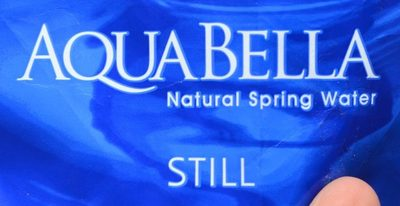 Natural Spring Water Still - Product