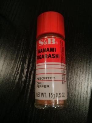 Nanami Togarashi - Product