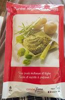 Purée Légumes Verts - Product - fr