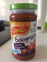 Bolognese fondue d'echalotes - Produit - fr