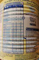 Cerelac - Informação nutricional - en