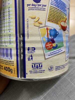 Cerelac - Recycling instructions and/or packaging information - en